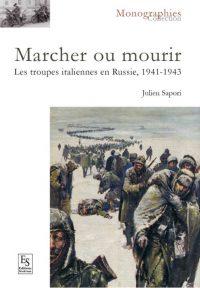 Julien Sapori, Marcher ou mourir, Éditions Sutton