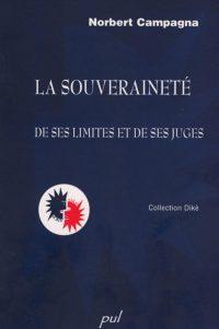 Norbert Campagna, La Souveraineté, Presses de l'Université Laval