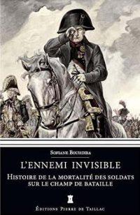 Sofiane Bouhdiba, L'Ennemi invisible, Éditions Pierre de Taillac