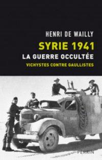 Henri de Wailly, Syrie 1941, Perrin
