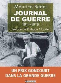 Maurice Bedel, Journal de guerre, Tallandier