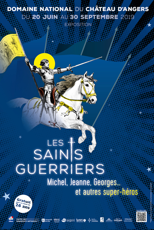 "Exposition ""Les saints guerriers"""