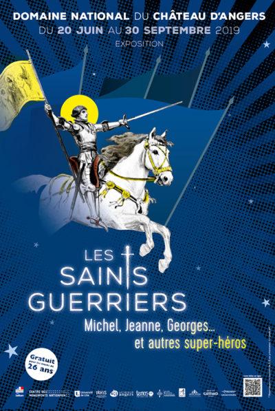 Exposition « Les saints guerriers »