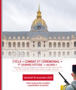 19 novembre 2021 : lancement du cycle de recherche Combat et cérémonial